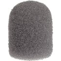 WindTech 1100 Series 1100-12 Small Size Foam Ball Windscreen 1/4 inch Black