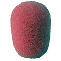 WindTech 1100 Series 1100-20 Small Size Foam Ball Windscreen 1/4 inch Neon Pink