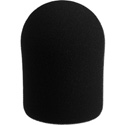 WindTech 20/421 Series 2-Inch Extra Large Windscreen 20/421-12 Black