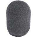 WindTech 500 series Military Grade Foam Windscreen 500-12  1/2-Inch Black for headset/ podium or lavalier type microphon