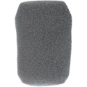 WindTech 5700 series Medium Sized Foam Windscreen 5700-01 1in Grey