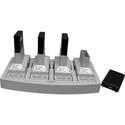 Clear-Com WTR4C 4-Bay Recharger for WTR-BAT