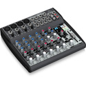 Behringer XENYX 1202FX Premium 12-Input 2-Bus Mixer with XENYX Mic Preamps British EQs and Multi-FX Processor