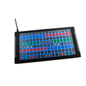 X-Keys XK-128 USB Programmable Keyboard for Windows or Mac