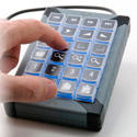 X-Keys XK-24 USB Programmable Keypad for Windows or Mac