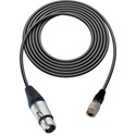 4-Pin XLR Female to HR10A7P4P 4 Pin Male DC Out Power Cable 18 Inches