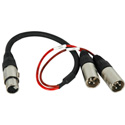 Connectronics Sony CCXA-53 Equivalent Breakout Cable 18 Inches