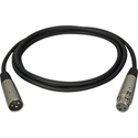 TecNec Premium Quality XLR Male-XLR Female Audio Cable 25Ft