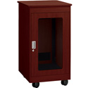 Raxxess YF1F1228H F1 12U 28in Deep Mahogany