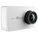 YI Technology 90001 YI 4K Action Camera  - White - Li-Ion