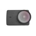YI Technology 91001 YI Leather Case plus UV Lens Protection - Black