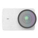 YI Technology 91005 YI Leather Case plus UV Lens Protection - White