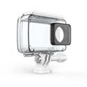 YI Technology 91010 YI 4K Action Camera Waterproof Case - White