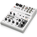 Yamaha AG06 6-Channel and Mixer USB Interface