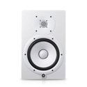 Yamaha HS8IW 2-Way Bass-Reflex Bi-Amplified Powered Studio Monitor with 8 Inch Cone Woofer - White