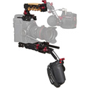 Zacuto Z-C3002ER C300 Mark II EVF Recoil Shoulder Mounted Rig