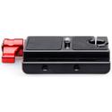 Zacuto Z-GRPV2 Gorilla Plate V2 Baseplate for DSLRs & Small Cameras