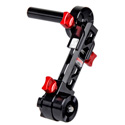 Zacuto Z-M-AEM Axis Mini ENG Style Mount for Rosette Mounted EVFs