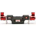 Zacuto Z-QML Q-Mount Lightweight for 15mm Lightweight Spaced (60mm) Rods Clamps Onto 15mm Rods to Create a Stable Mount