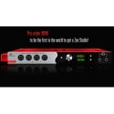 Antelope ZenStudio Portable Audio Interface 20 Inputs - 12 Mic Preamps - DSP
