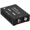 Zigen ZIG-DAC Digital Coax to Analog Converter - Dolby Digital and DTS Audio Downmix