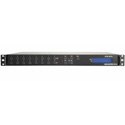 Zigen HX-88 /0EMPTY HDMI Matrix Modular Chassis - Use in any combination up to 8