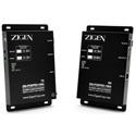 Zigen ZIG-POEPRO-100A 4K60Hz 18G Extender Set - 48V POE with Bi-Direction IR & RS232 supports HDR-10 & Dolby Vision