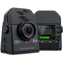 Zoom Q2N 4K Ultra High Definition Handy Video Recorder & USB Streaming Webcam
