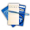 ZipTape RWB-50 Rite & Wrap Cable Marker Booklet 50
