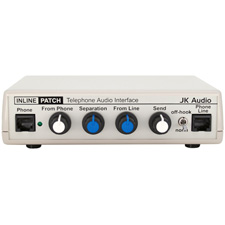 Photo of  JK Audio Inline Patch Telephone Audio Interface