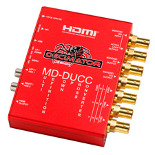 Photo of  Decimator MD-DUCC Multi-Definition Down Up Cross Converter