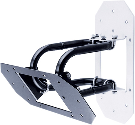 Peerless-AV SPK 815 Radial Cube Speaker Mount for Speakers up to 75 Pounds