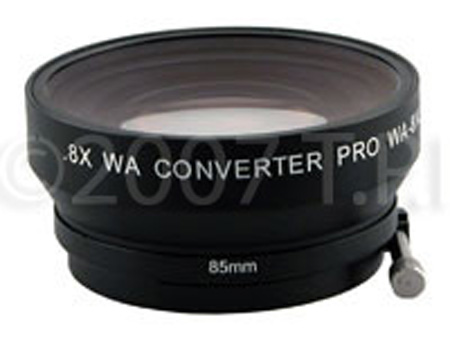 Point 8x LC Wide Angle Converter