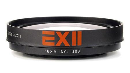 16x9 169-HDWA6X-72 EXII 0.6X Wide Attachment - 72mm Thread Mount