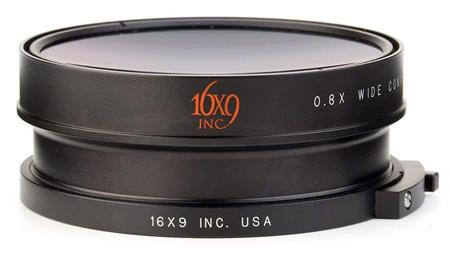 16x9 HDWC8X-Z5 EXII 0.8X Wide Converter Bayonet Mount for Sony Cameras