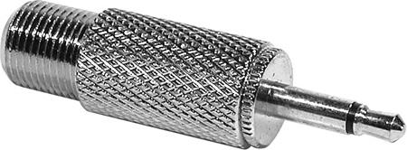TecNec VA7540 3.5mm Male to F Female Adapter
