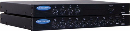Crown 28M Commercial Audio Mixer 8 Mic-Line In 2 out Stereo