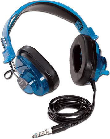 Deluxe Stereo Headphone with Mini Plug