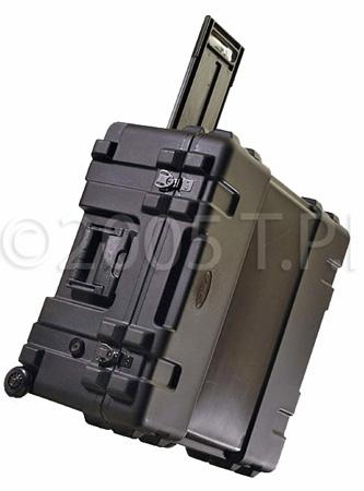 SKB Roto Molded Mil Standard Utility Case 22x22x12 Inside w/2in Foam
