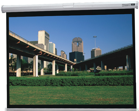DaLite 40237 100 Inch Diagonal Model C Video Format Projection Screen