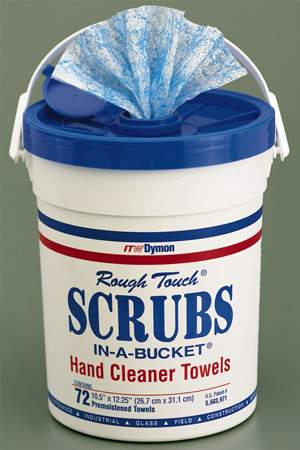 Scrubs in a Bucket Cleaner 72 Towel Pack