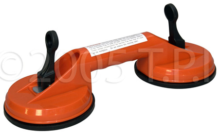 Dual Cup Suction Lifter / Glass Holder / Dent Puller
