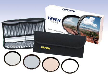 Tiffen 77mm Film Look DV Kit