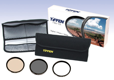 Tiffen 58mm Video Essentials DV Kit