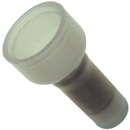 NTE 76-NFICEC16L Nylon Fully Insulated Close End Connector 16-14Awg Tin Plated Copper 50/Pkg