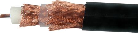 BELDEN 8233 RG-11 Triax Cable - Per Foot