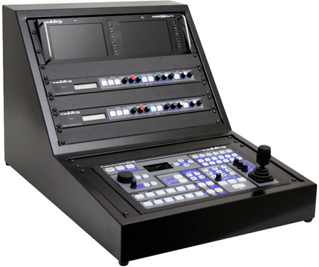 Vaddio 998-5000-100 ProductionVIEW Rack Console