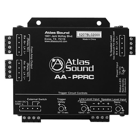 Atlas AA-PPRC Priority Paging Remote Controller