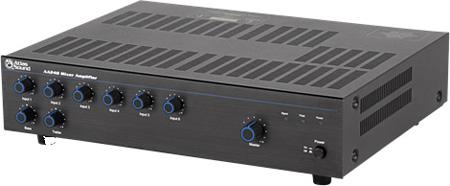Atlas AA240 - 240 Watt Six Input Mixer Amplifier
