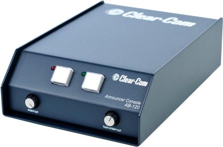 Clear-Com AB-120 On-Air Announcer Console